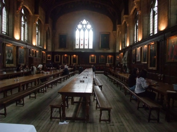 Balliol College Dining Hall