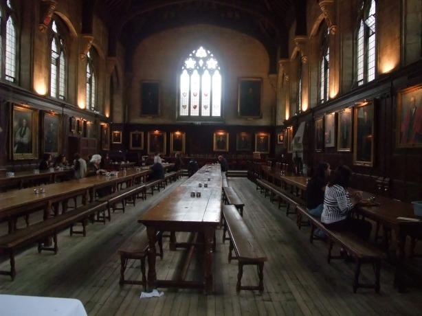 Balliol College Dining Hall