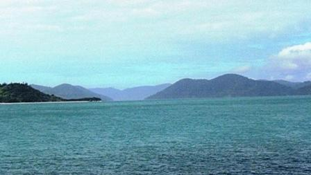 Whitsunday Scene