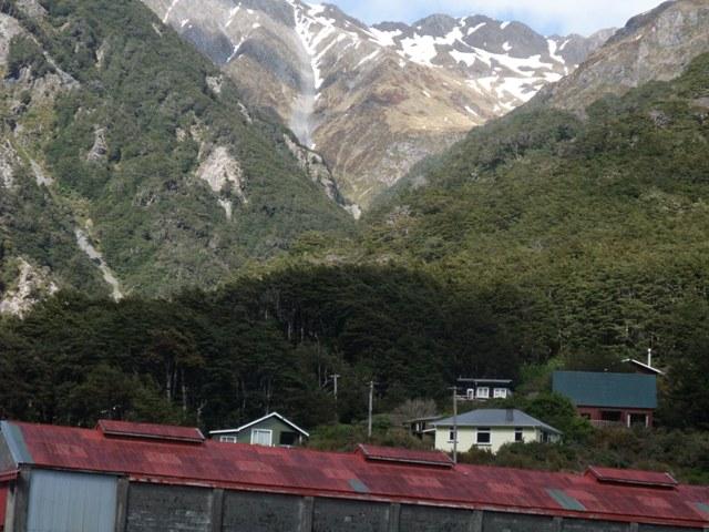 Arthurs Pass NZ