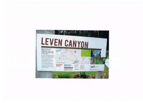 Leven Canyon Blog 1