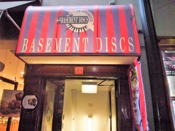 Basement Discs