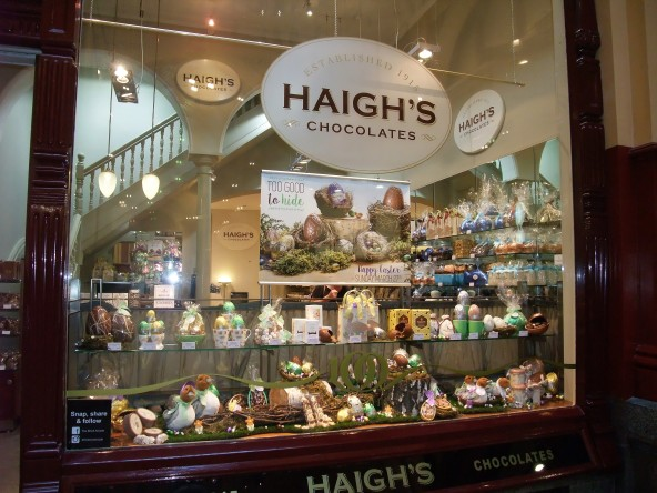 Haigh's Chocolates-Yum