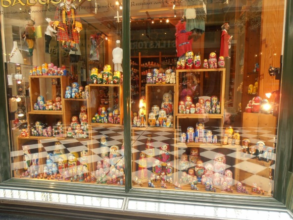 Babushkas Russian Dolls-Royal Arcade