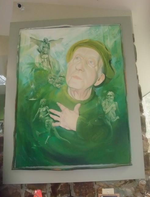 Portrait of William Ricketts