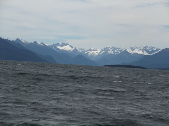 Lake Te Anau, New Zealand's second largest lake