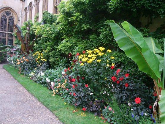 Gardens at Balliol