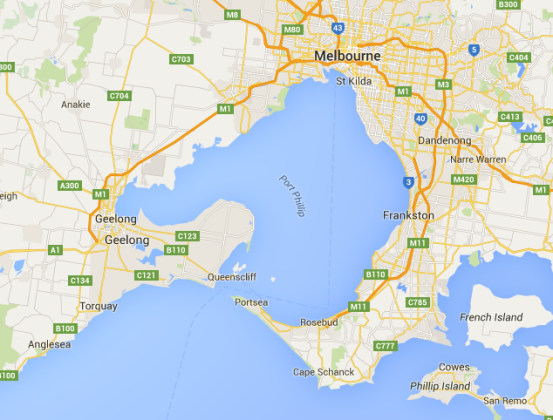 Map-hitnrunfishing.com.au