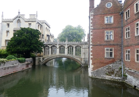 The Bridge of Sighs-Cambridge