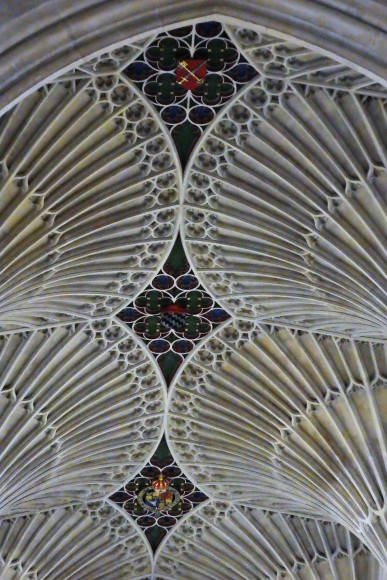 Fluted Ceiling